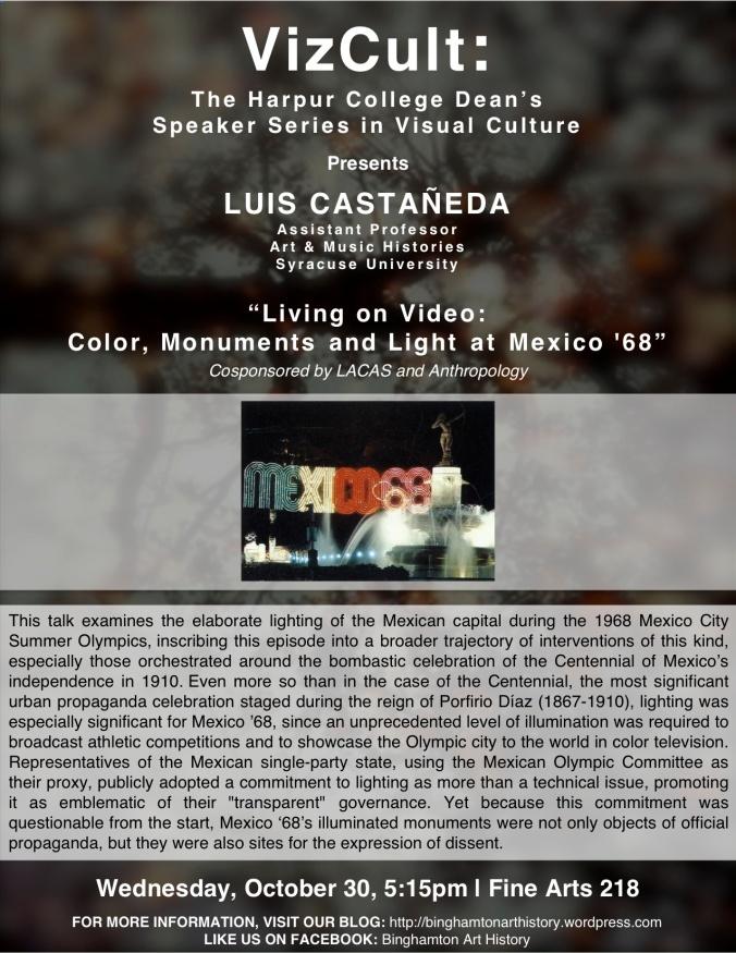 Luis Castaneda Flyer
