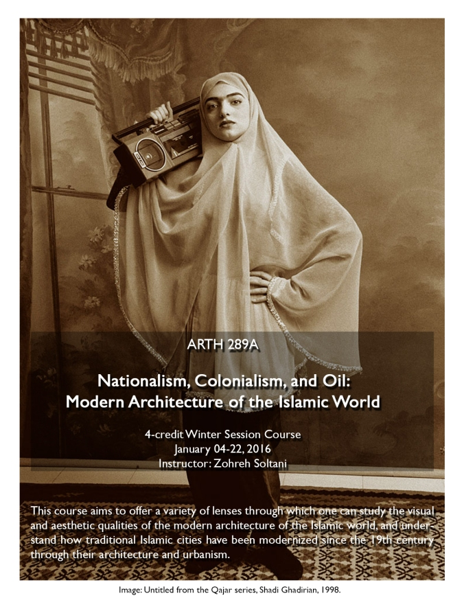 Soltani:Islamic Modern Arch