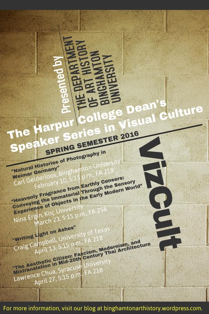 VizCult Poster Spring 2016