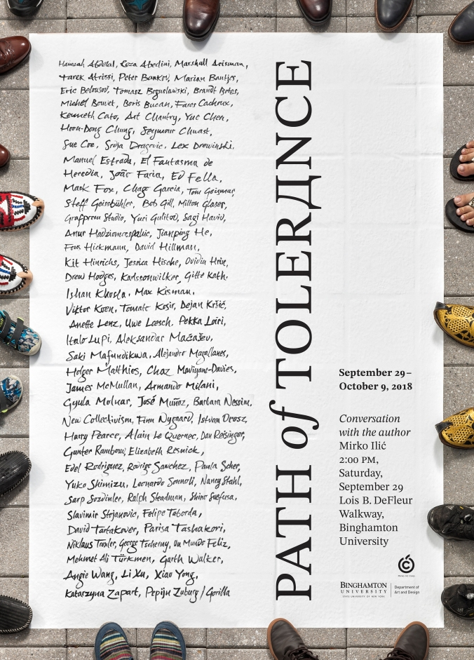 Path of Tolerance Poster Sept 17-1
